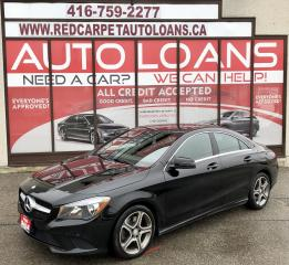 Used 2015 Mercedes-Benz CLA-Class CLA250-ALL CREDIT ACCEPTED for sale in Scarborough, ON