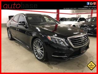 Used 2017 Mercedes-Benz S-Class S550 4MATIC AMG SPORT INTELLIGENT DRIVE PREMIUM for sale in Vaughan, ON