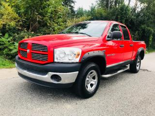 Used 2007 Dodge Ram 1500 Power for sale in Richmond Hill, ON