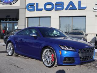 Used 2016 Audi TTS 2.0T quattro S tronic ONLY 9.000 KM for sale in Ottawa, ON