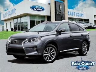 Used 2015 Lexus RX 350 $123/wk, amazing interior, NAV, fully loaded for sale in Scarborough, ON