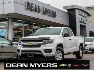 Used 2018 Chevrolet Colorado WT for sale in North York, ON