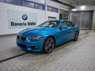 Used 2019 BMW 4 Series 440i xDrive Cabriolet for sale in Edmonton, AB