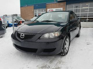Used 2006 Mazda MAZDA3 for sale in St-Eustache, QC