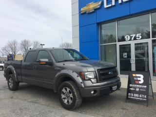 Used 2013 Ford F-150 Carproof Clean for sale in Gatineau, QC