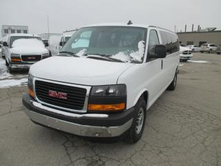 Used 2018 GMC Savana 3500 1LT.15 PASSENGER for sale in London, ON