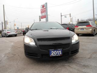 Used 2011 Chevrolet Malibu AUTO 4 CYL GAS SAVER, A/C, CD, PS, PL,PW ,REMOT ST for sale in Oakville, ON