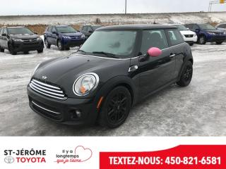 Used 2012 MINI Cooper T.ouvrant Gr for sale in Mirabel, QC