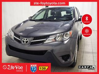 Used 2015 Toyota RAV4 Le A/c for sale in Québec, QC