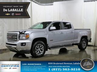 Used 2017 GMC Canyon Sle Awd for sale in Lasalle, QC