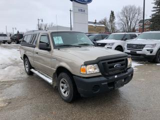 Used 2008 Ford Ranger XL | 4X2 | One Owner | Tonneau Cover for sale in Harriston, ON