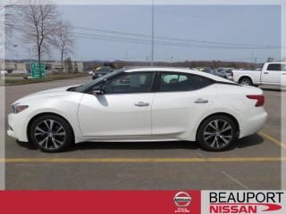 Used 2018 Nissan Maxima SL  * TOIT * GPS * CUIR * for sale in Beauport, QC