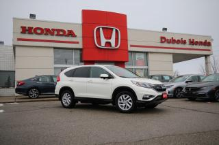 Used 2016 Honda CR-V EX-L for sale in Woodstock, ON