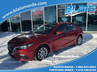 Used 2015 Mazda MAZDA3 Hayon 4 portes Sport¯GS for sale in Ste-Marie, QC