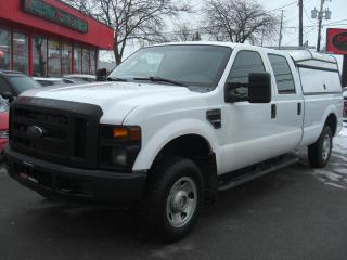 Used 2008 Ford F-250 XL 4X4 Crew Cab for sale in London, ON