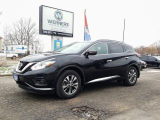 Used 2015 Nissan Murano SV for sale in Cambridge, ON