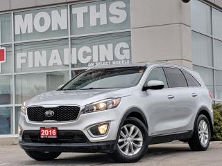 Used 2016 Kia Sorento LX+ V6 | 7-Seater | Backup Sensor and Camera for sale in St Catharines, ON