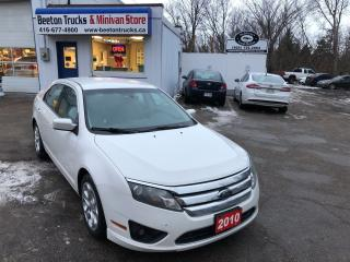 Used 2010 Ford Fusion SE for sale in Beeton, ON