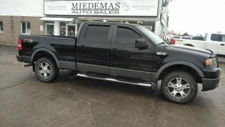 Used 2007 Ford F-150 FX4 for sale in Mono, ON