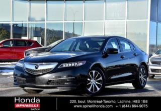 Used 2015 Acura TLX DEMO LIQUIDATION TECH PACK NAVI CUIR TOIT MAGS DEMAREUR A DISTANCE for sale in Lachine, QC