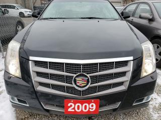 Used 2009 Cadillac CTS Leather / Sunroof / Heated Seeats for sale in Scarborough, ON