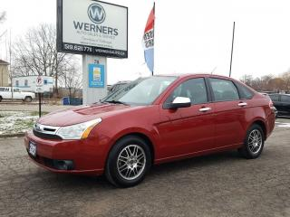 Used 2011 Ford Focus for sale in Cambridge, ON