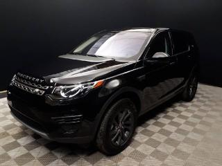 New 2019 Land Rover Discovery Sport SE for sale in Edmonton, AB