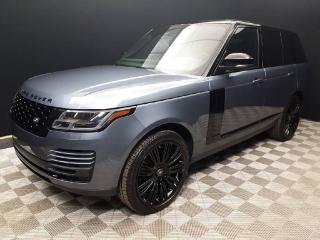 New 2019 Land Rover Range Rover SC for sale in Edmonton, AB