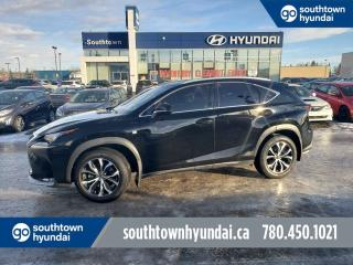 Used 2015 Lexus NX 200t F-SPORT/NAV/SUNROOF/LEATHER for sale in Edmonton, AB
