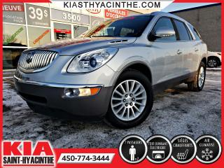 Used 2010 Buick Enclave CXL AWD for sale in St-Hyacinthe, QC
