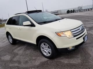 Used 2007 Ford Edge SE for sale in Mississauga, ON