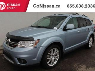 Used 2013 Dodge Journey RT, AWD, LEATHER, NAVIGATION, SUNROOF, HEATED SEATS for sale in Edmonton, AB