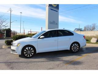 Used 2015 Volkswagen Jetta Hybrid Navigation for sale in Oakville, ON
