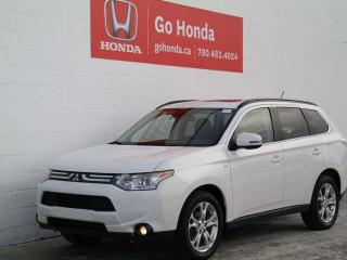 Used 2014 Mitsubishi Outlander GT, 4WD for sale in Edmonton, AB