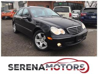 Used 2007 Mercedes-Benz C-Class AVANTGARDE | NO ACCIDENS | LOW KM'S | MINT for sale in Mississauga, ON
