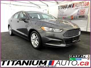 Used 2016 Ford Fusion SE-EcoBoost-Camera-Park Sensors-Traction Control- for sale in London, ON