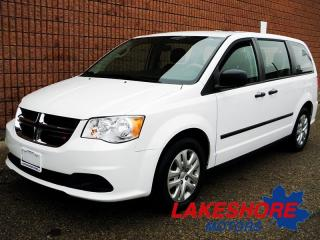 Used 2014 Dodge Grand Caravan SE || CERTIFIED || for sale in Waterloo, ON