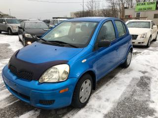 Used 2005 Toyota Echo LE for sale in Pickering, ON