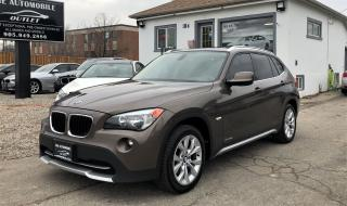 Used 2012 BMW X1 28i AWD NAVI PANO ROOF LEATHER for sale in Mississauga, ON