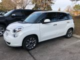 Photo of White 2014 Fiat 500L