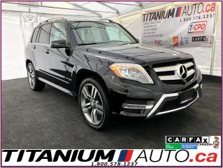 Used 2015 Mercedes-Benz GLK-Class 4Matic-AWD-360 Camera-GPS-Pano Roof-Blind Spot-XM- for sale in London, ON