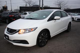 Used 2015 Honda Civic EX for sale in Toronto, ON