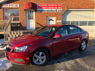 Used 2012 Chevrolet Cruze LT Turbo+ w/1SB for sale in Bowmanville, ON