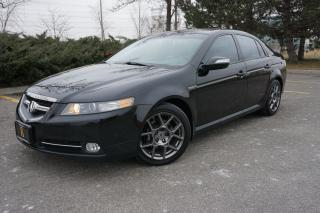 Used 2007 Acura TL Type-S - NO ACCIDENTS / CLEAN ONTARIO CAR for sale in Etobicoke, ON