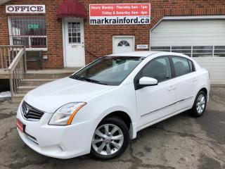 Used 2012 Nissan Sentra 2.0 for sale in Bowmanville, ON