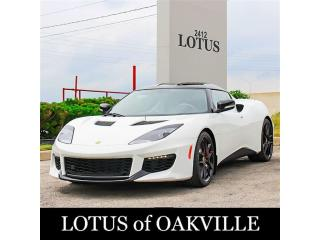 Used 2018 Lotus Evora 400 for sale in Oakville, ON