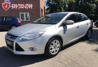 Used 2012 Ford Focus SE/CERTIFIED/WARRANTY INCLUDED for sale in Cambridge, ON