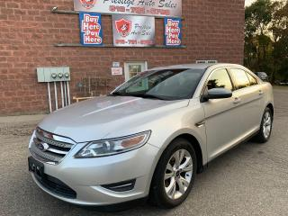 Used 2011 Ford Taurus SEL/CERTIFIED/WARRANTY INCLUDED for sale in Cambridge, ON