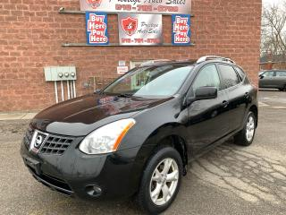 Used 2009 Nissan Rogue SL/2.5L/NO ACCIDENT/CERTIFIED/WARRANTY INCLUDED for sale in Cambridge, ON