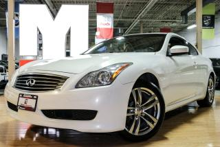 Used 2009 Infiniti G37 Coupe Premium - NAVI|BACKUP|BOSE|ACTIVE CRUISE for sale in North York, ON